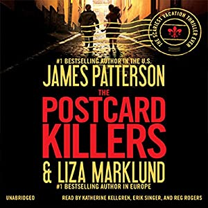 The Postcard Killers Audiobook