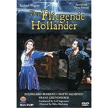 Wagner - The Flying Dutchman (Der Fliegende Hollander) / Backman, Behrens, Grundheber, Savonlinna Opera Festival