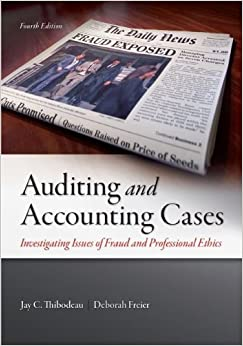 case 1 2 accounting ethics 19-1 chapter 19 managerial accounting  ethics case all about you  actions to meet targets to receive higher compensation or in some cases to keep their jobs 5.