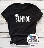 Senior 2019 T-Shirt Top Back to School Tee - Unisex Men's Womens -More Colors