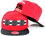 Chicago Blackhawks NHL Mitchell & Ness 2010 2013 2015 Stanley Cup Champions Adjustable Snapback Hat