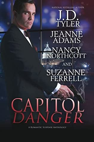 book cover of Capitol Danger