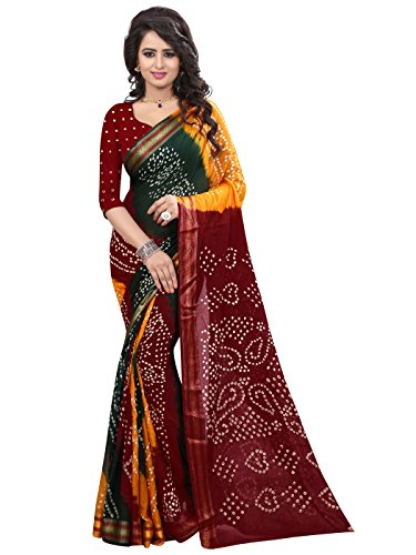 Indian Cotton Saree - 6