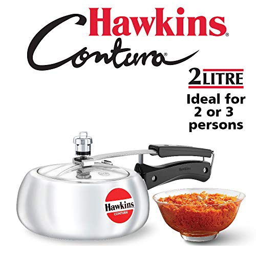 pressure cooker hawkins 2 liter - 8