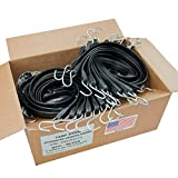 "15"" USA Tarp Straps With Crimped Hooks (box of 50)"