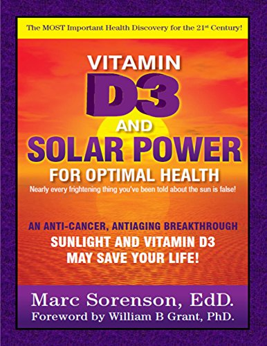 51z8wYg1uzL - Vitamin D3 and Solar Power for Optimal Health: An Anti-Cancer, Antiaging Breakthrough