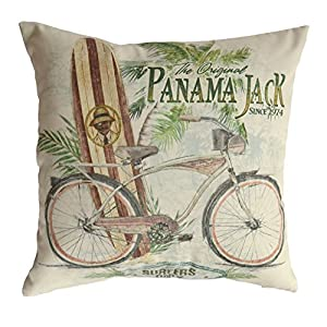 51z8wyY3QWL._SS300_ 100+ Coastal Throw Pillows & Beach Throw Pillows