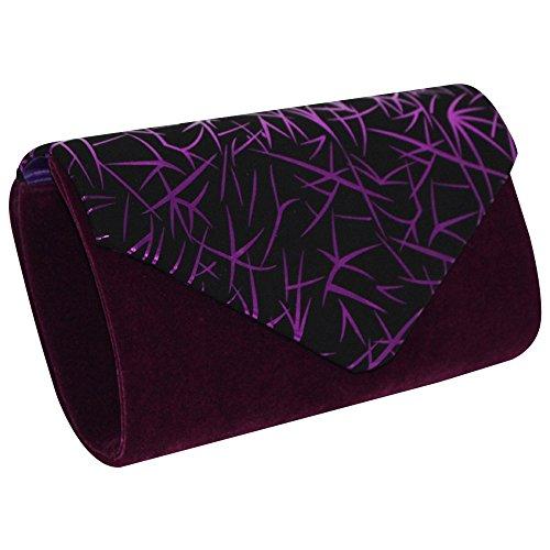 Design Shoulder black Purse Women Chain Tote Clutch Envelope Wiwsi Handbag Lady HOT Bag tgwZTqp