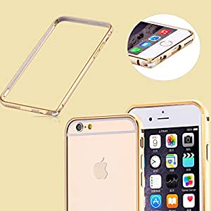 Cell Buddy 10pcs/lot! Aluminum Metal Frame Case For Apple iPhone 6 5.5'' Cell Phone Hard Back Protective Cases Covers For iPhone 6 Plus --- Color:Multi
