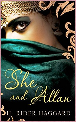 She and Allan (Young reader) (English Edition)