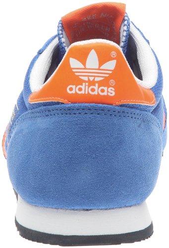 Force Air Adidas alerte Homme Dragon Originals Baskets bleu blanc Bleu wBZfqY0x