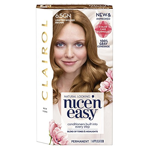 Clairol Nice 'n Easy Permanent Color 6N/115 Natural Lightest Brown 1 ea