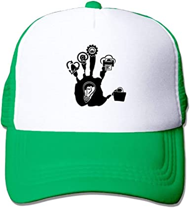 Sombrero Divertido Gorra de béisbol Malla Gorras de béisbol Icono ...