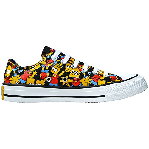 Multicolore As da Dainty Donna Converse Ox Sneakers wp4d4Yq