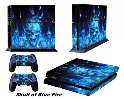 PS4 Skins Playstation 4 Games Decals Sony PS4 Games PS4 Controller Stickers PS4 Remote Controller Skin PS4 Accessories PS4 Console Sticker and Two Dualshock 4 PS4 Remote Play Vinyl Decal - Us Bundle If Last Ps4