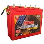 Exide Technologies Plastic Inva Tubular Tall IT500 150Ah Battery (Multicolour)