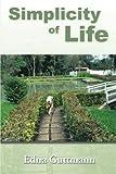 Simplicity of Life, Edna Guttmann, 1499023308