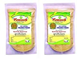 100% Natural Fenugreek Seeds (TRIGONELLA FOENUM GREACUM) Powder for LONG HAIRS NATURALLY (PACK OF 2) (454g)
