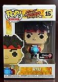 Ryu - Street Fighter Funko 8-Bit Pop! Vinyl Figure #15 GameStop Exclusive