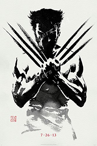 Posters USA - Marvel The Wolverine X-Men Origins Textless Mo