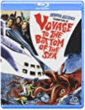 Voyage To Bottom Of The Sea [Blu-ray]