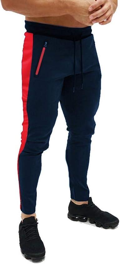 Overdose Pantalones Hombre Moda Pop Casual Trabajo ...