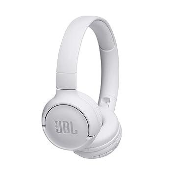 a1916022e62 JBL T500BT in White - Over Ear Bluetooth Wireless: Amazon.co.uk: Electronics