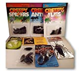 Best Loftus Prank Kits - 8 Piece Count Creepy Bugs Insects Funny Prank Review