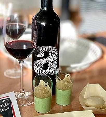 Pago Ayles Vino Tinto - 6 Botellas - 4500 ml