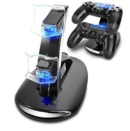 Games Accessories Dual USB Charg...