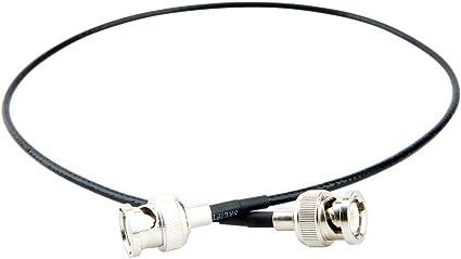 SDI Cable Cable 100cm para Blackmagic BMCC//BMPCC video transmisiones 4K ayudar