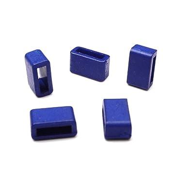 Paquete de 100 piezas de 10 mm de plástico para guardar cinturón ...