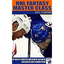 NHL Fantasy Master Class