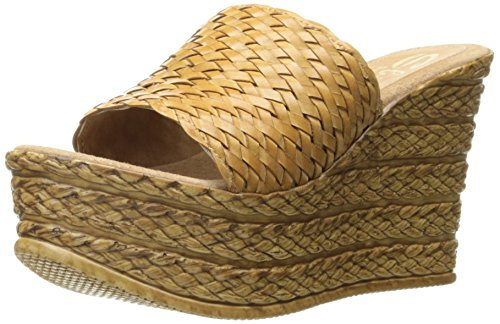Sbicca Women's Kersy Wedge Sandal Tan visa payment cheap online outlet top quality free shipping discounts na1Del9Cs