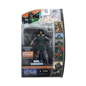 Fantastic Four Legends Series 1 > Dr. Doom Action Figure by hasbro ...
