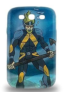 High Grade Flexible Tpu 3D PC Case For Galaxy S3 American Aquaman Justice League ( Custom Picture iPhone 6, iPhone 6 PLUS, iPhone 5, iPhone 5S, iPhone 5C, iPhone 4, iPhone 4S,Galaxy S6,Galaxy S5,Galaxy S4,Galaxy S3,Note 3,iPad Mini-Mini 2,iPad Air )