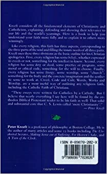 fundamentals of the faith essay in christian apologetics Fundamentals faith essays christian apologetics peter kreeft - we aim on delivering the best possible results a student could wish for.