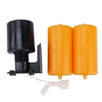 Interruptor de Flotador DE 1,2 m con Interruptor Líquido y Sensor de Contacto: Amazon.es: Electrónica
