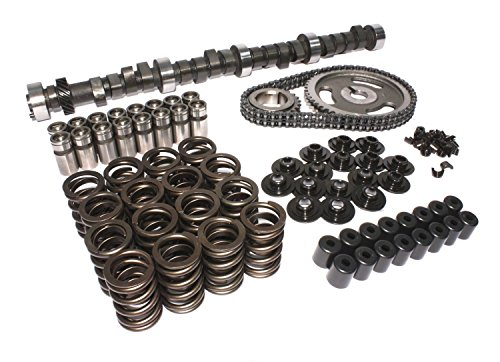 High Lift Cam Set - Chevy 305 327 350 400 Ultimate Cam Kit - 254/264 Duration- High Torque+ Hardened Push rods (420
