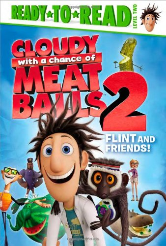 Download Flint and Friends! (Cloudy with a Chance of Meatballs Movie) ebook