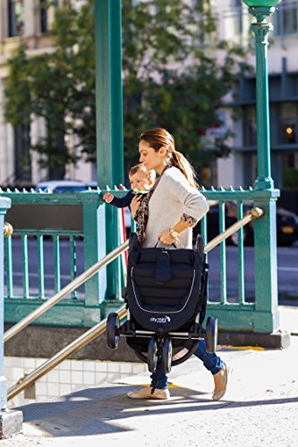 Baby Jogger City Mini Stroller In Black, Gray Frame by Baby Jogger (Image #7)