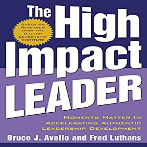 The High Impact Leader Audiobook