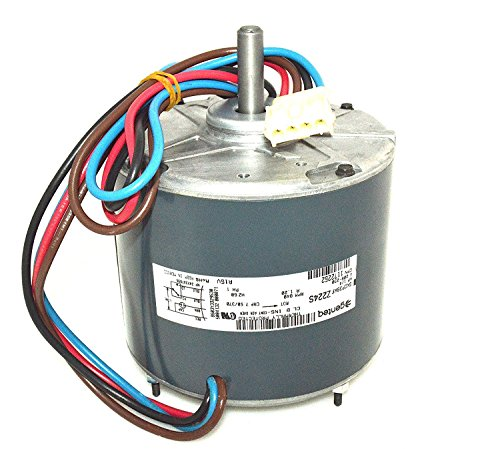 1172252 - OEM Upgraded ICP 1/4 HP 230v Condenser Fan (0.25 Hp Electronic)