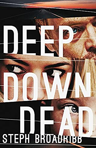book cover of Deep Down Dead