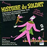 Stravinsky: Histoire du Soldat Suite for 7 instruments