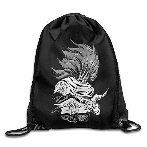 Price comparison product image Dark Souls III Video Game Sport Backpack Drawstring Print Bag