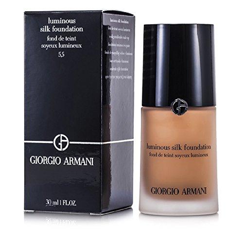 Giorgio Armani Luminous Silk Foundation - # 5.5  30ml/1oz
