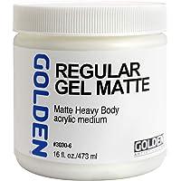Golden Acrylic Medium: 473ml.. Gel Ordinario o Regular