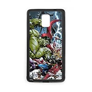 Avengers Samsung Galaxy Note 4 Cell Phone Case Black delicated gift US6005108