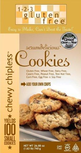 123 gluten free cookie mix - 8